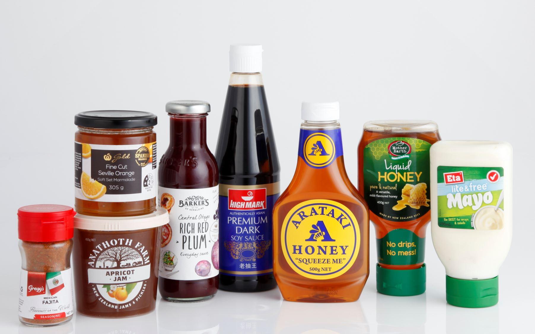 Sauces & Jams